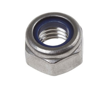 Hastelloy C276 ALLOY LOCK NUTS