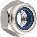 Hastelloy Alloy self locking nuts