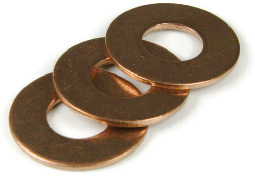 silicon-bronze-washers