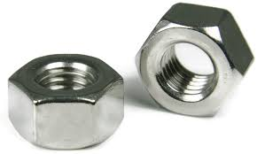 Stainless Steel 310H Heavy Hex Nuts