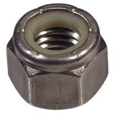 Stainless Steel 310S Nylon Insert Nuts