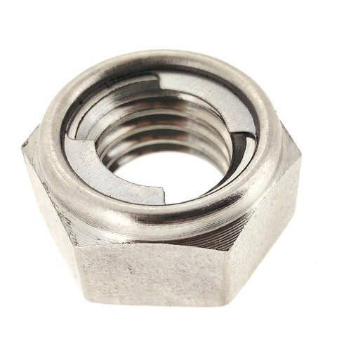 Stainless Steel 310H Self Locking Nuts